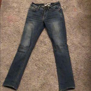 Men BKE Alec Slim Straight jeans